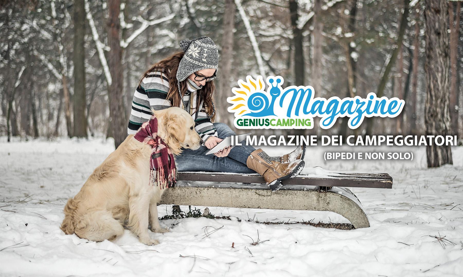 Genius Camping Magazine