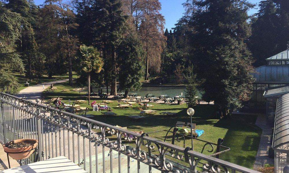 Weekend alle Terme sul Lago di Garda. Primo giorno.