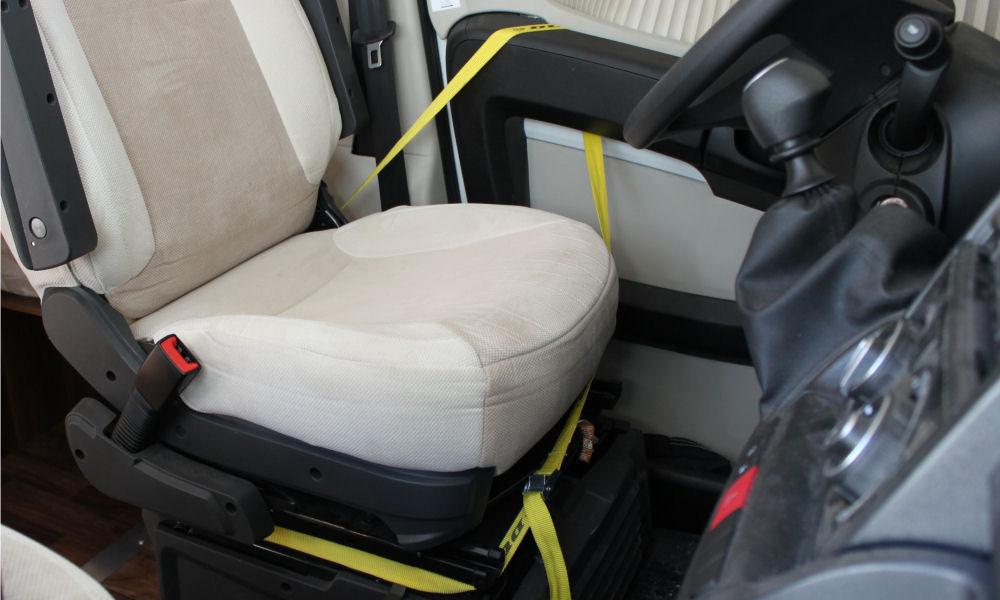 Antifurto fai da te per un camper pi sicuro genius for Come ridurre il rumore nella cabina dell auto