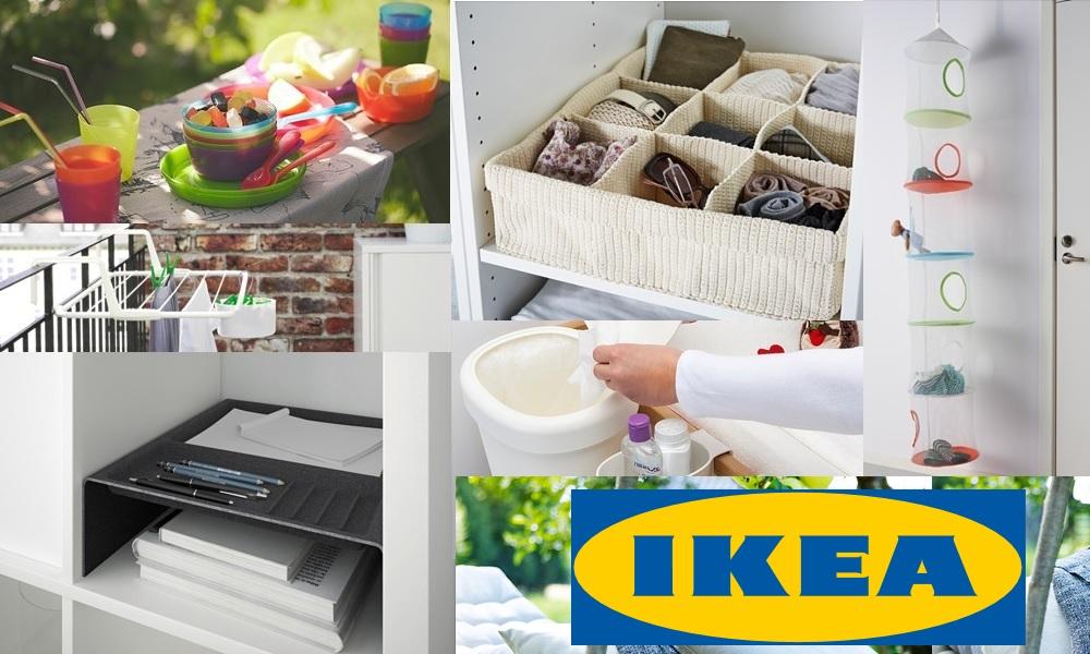 Accessori Ikea adatti al campeggio