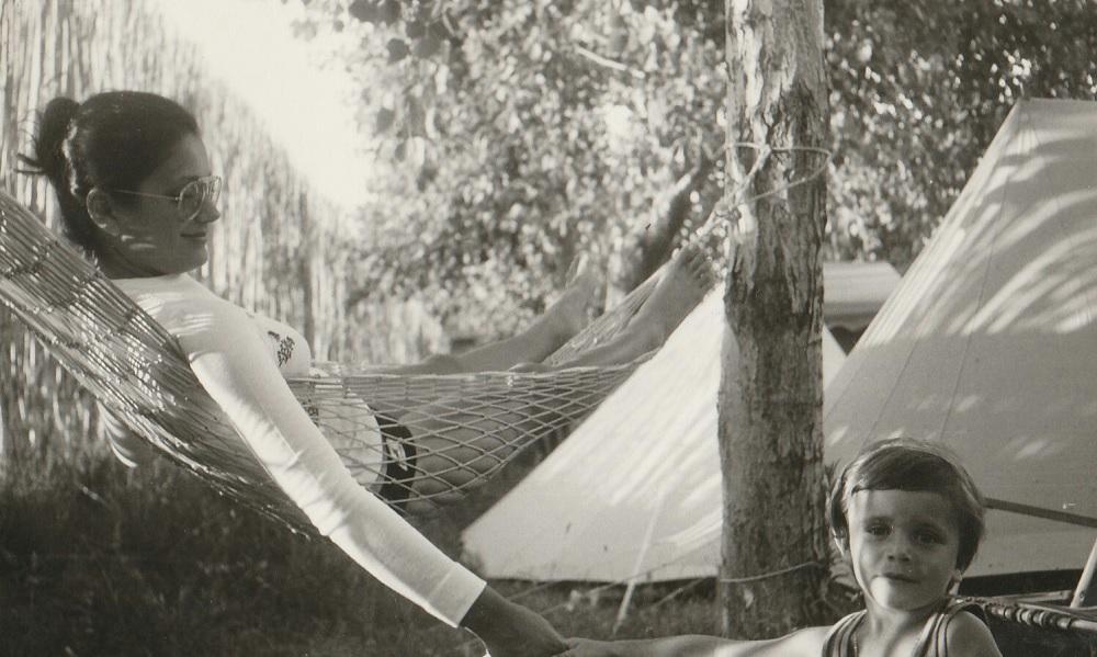 Vita da campeggiatore: 1967