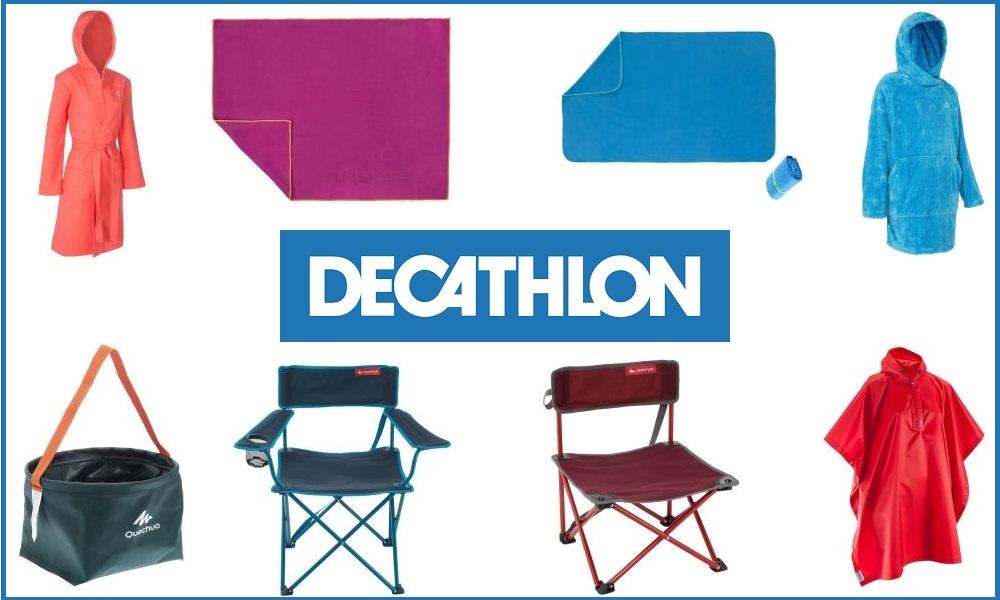 Decathlon Sedie Pieghevoli Campeggio.Decathlon 8 Accessori Campeggio Genius Camping Magazine