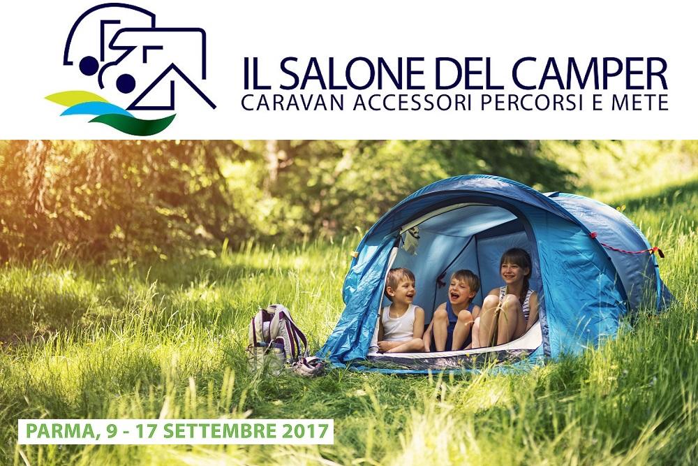 Salone del Camper di Parma … arrivano le tende!