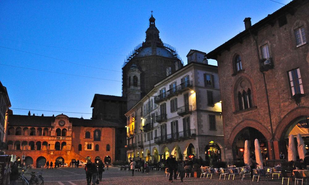 Pavia in camper, la bella città che non vuole farsi trovare