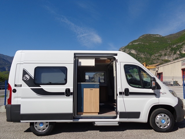 Camper furgonati