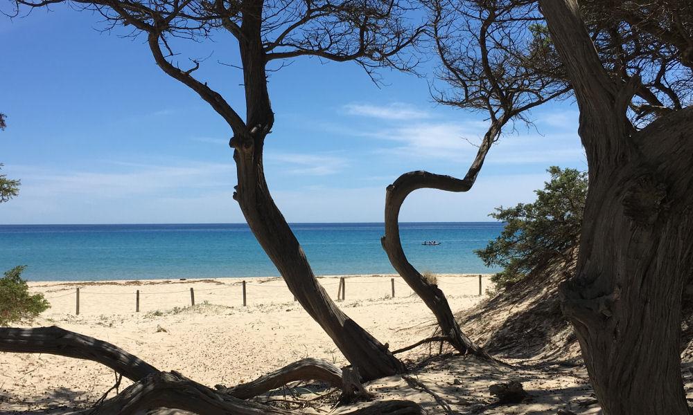 Settimane sarde d'ottobre al Camping Capo Ferrato, Costa Rei