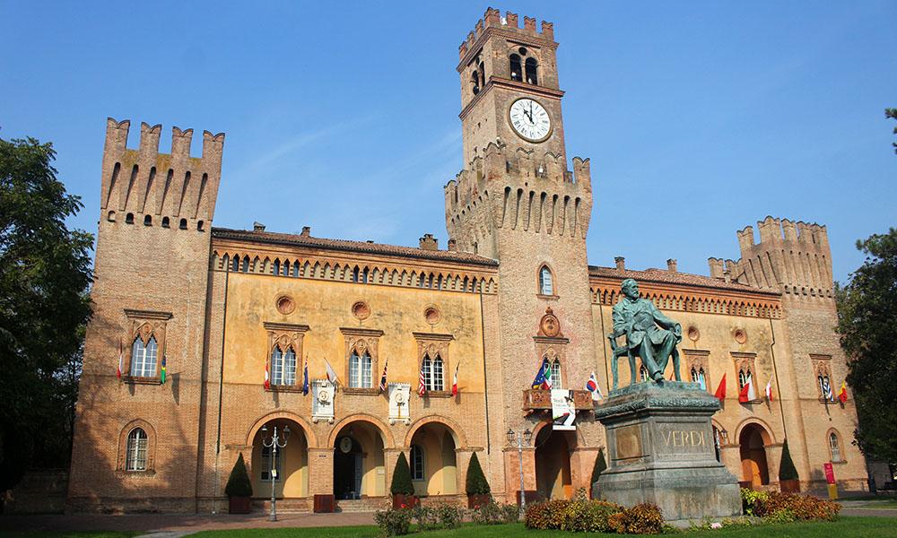 Viaggio attraverso la Bassa Parmense: Busseto, Fontanellato, Fontevivo, Soragna