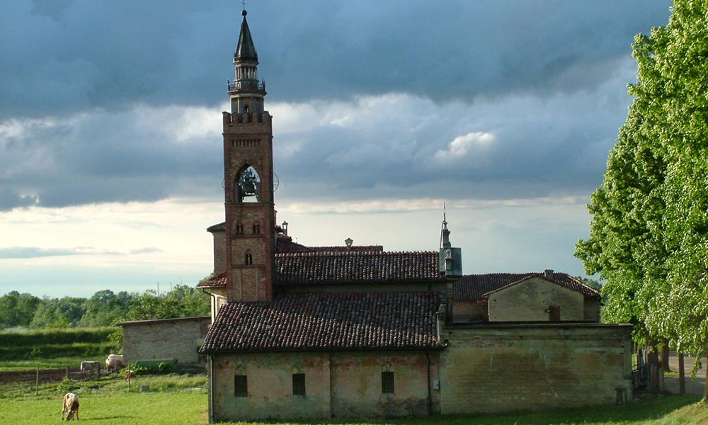Viaggio attraverso la Bassa Parmense: Polesine Zibello, Roccabianca, San Secondo Parmense