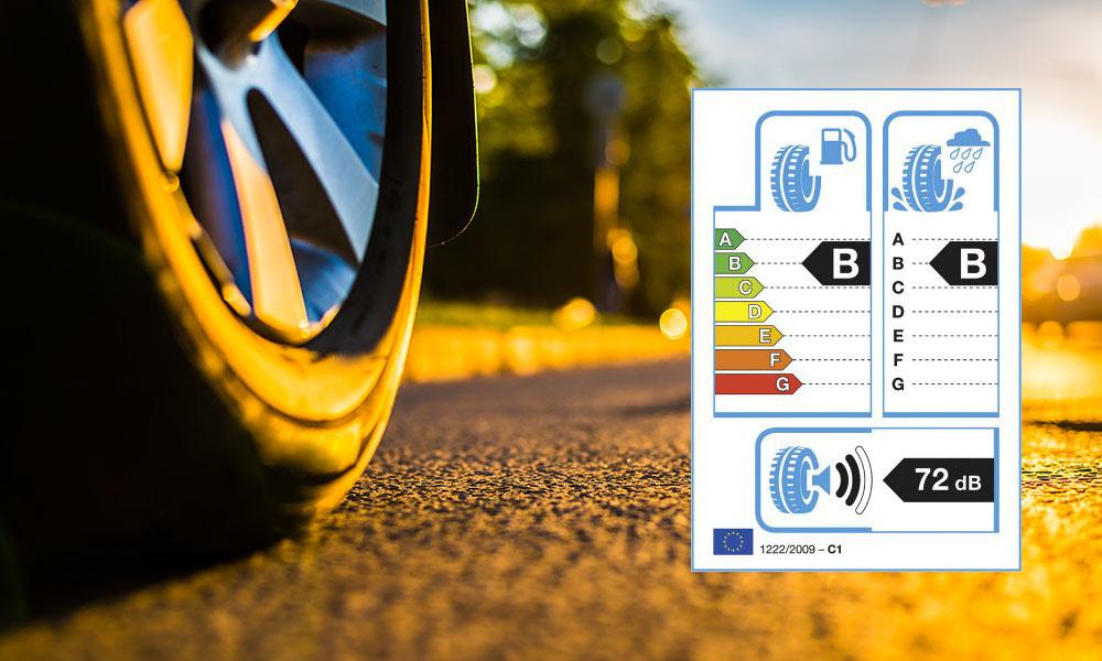 Etichettatura Europea degli pneumatici