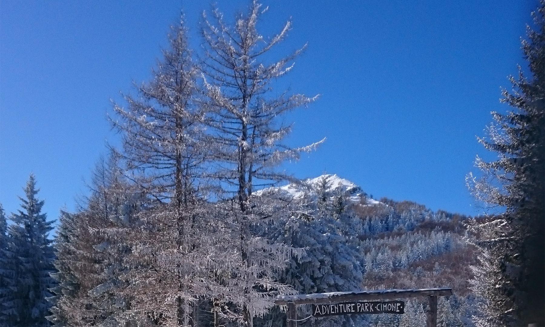 """Sestola e il Lago della Ninfa: un weekend """"Frozen"""" nell'Appennino Modenese"""