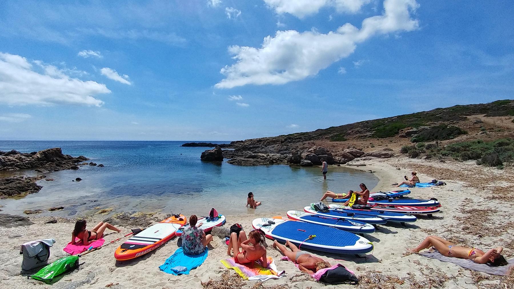 Asinara con Follow the Sun Sardinia