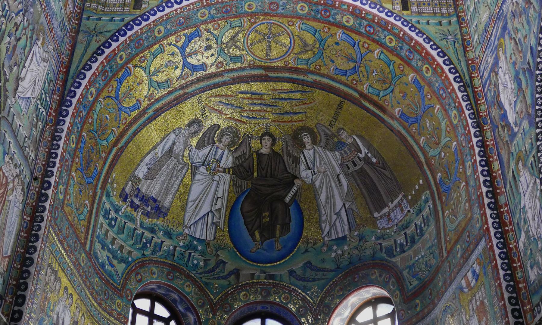 Ravenna e la magia dei mosaici