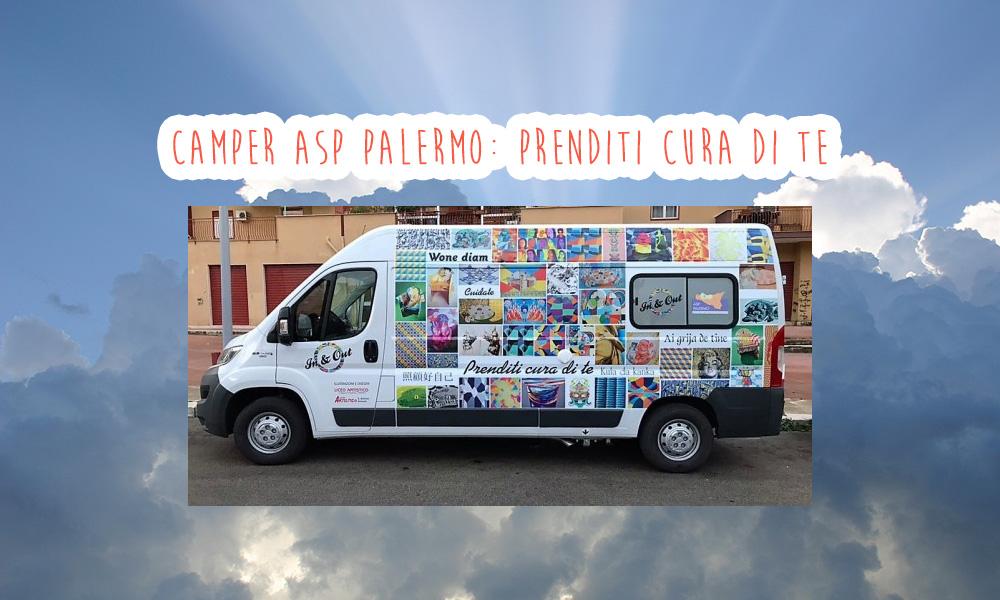 Palermo: un camper contro l'abuso di droga e alcol