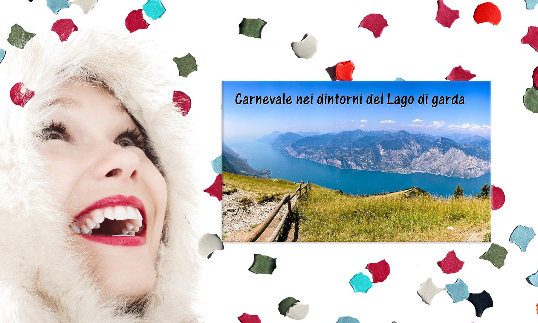 Carnevale 2018 nella zona del Lago di Garda