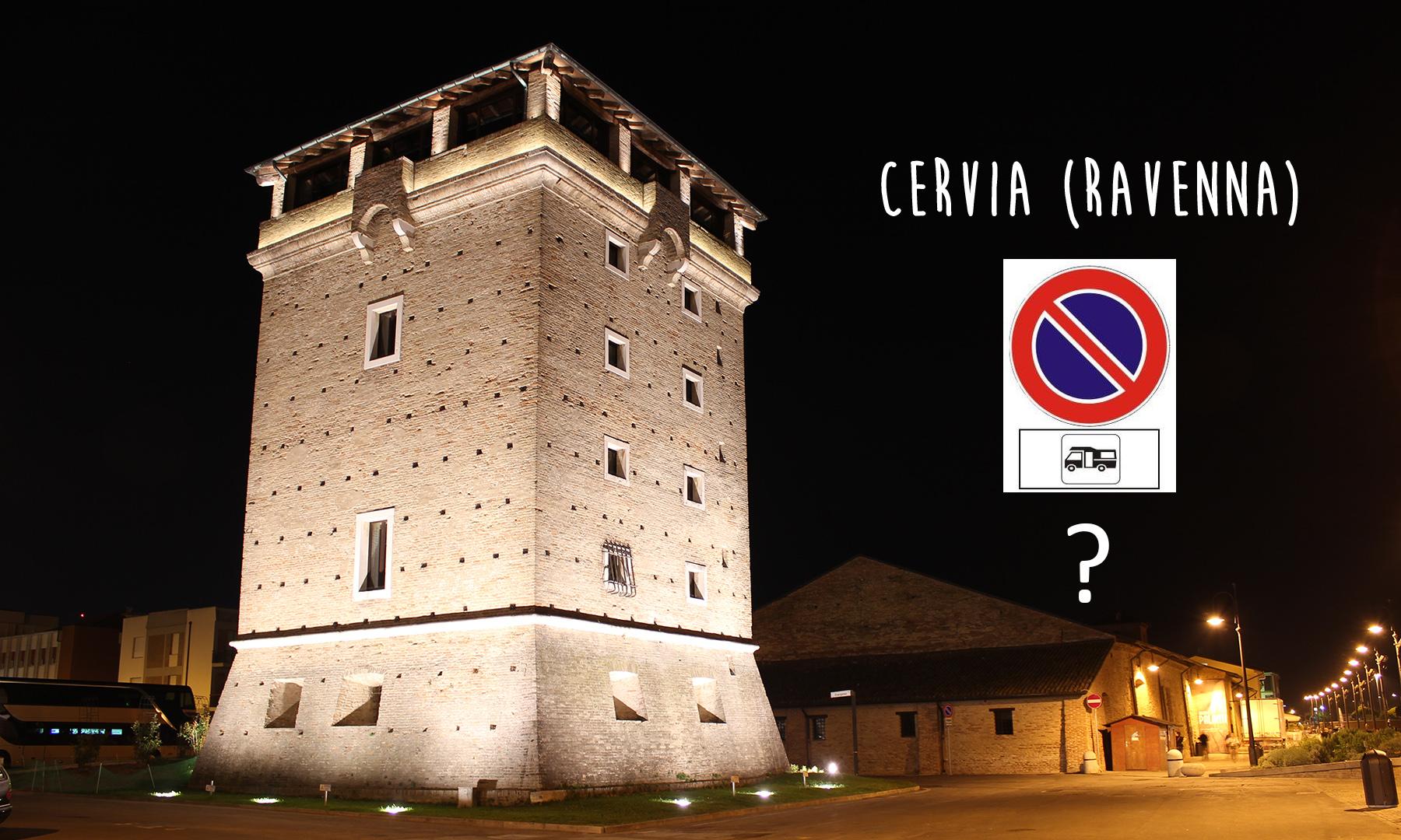 Ordinanza di divieto sosta camper revocata a Cervia, Ravenna