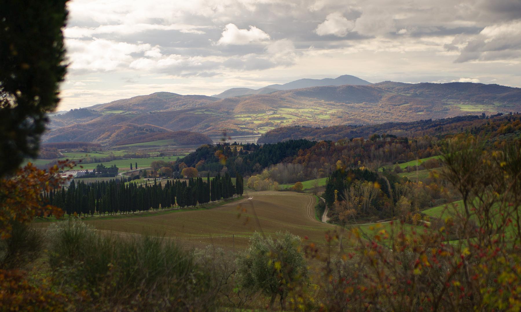 """Pasqua 2018 in camper con i """"Camperisti Squattrinati"""" in Toscana"""