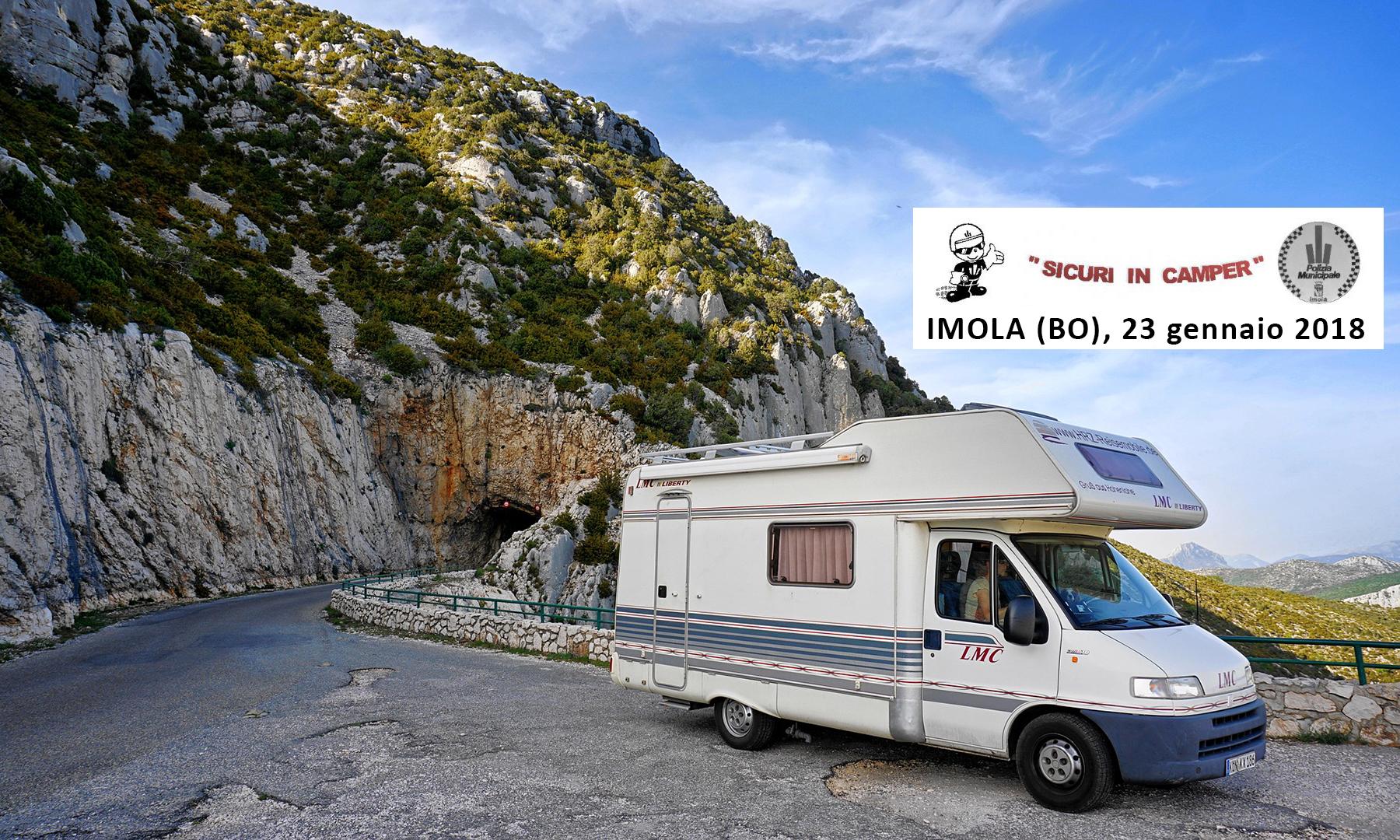Imola, Bologna: Obiettivo Sicurezza in Camper