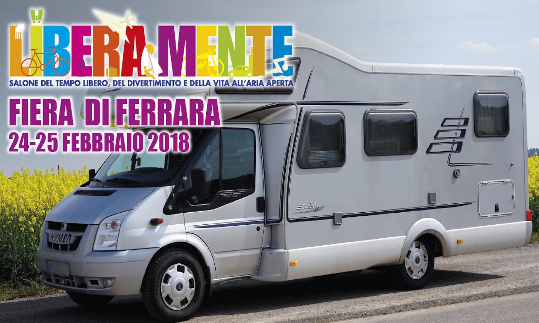 Liberamente – Ferrara 24 e 25 Febbraio 2018