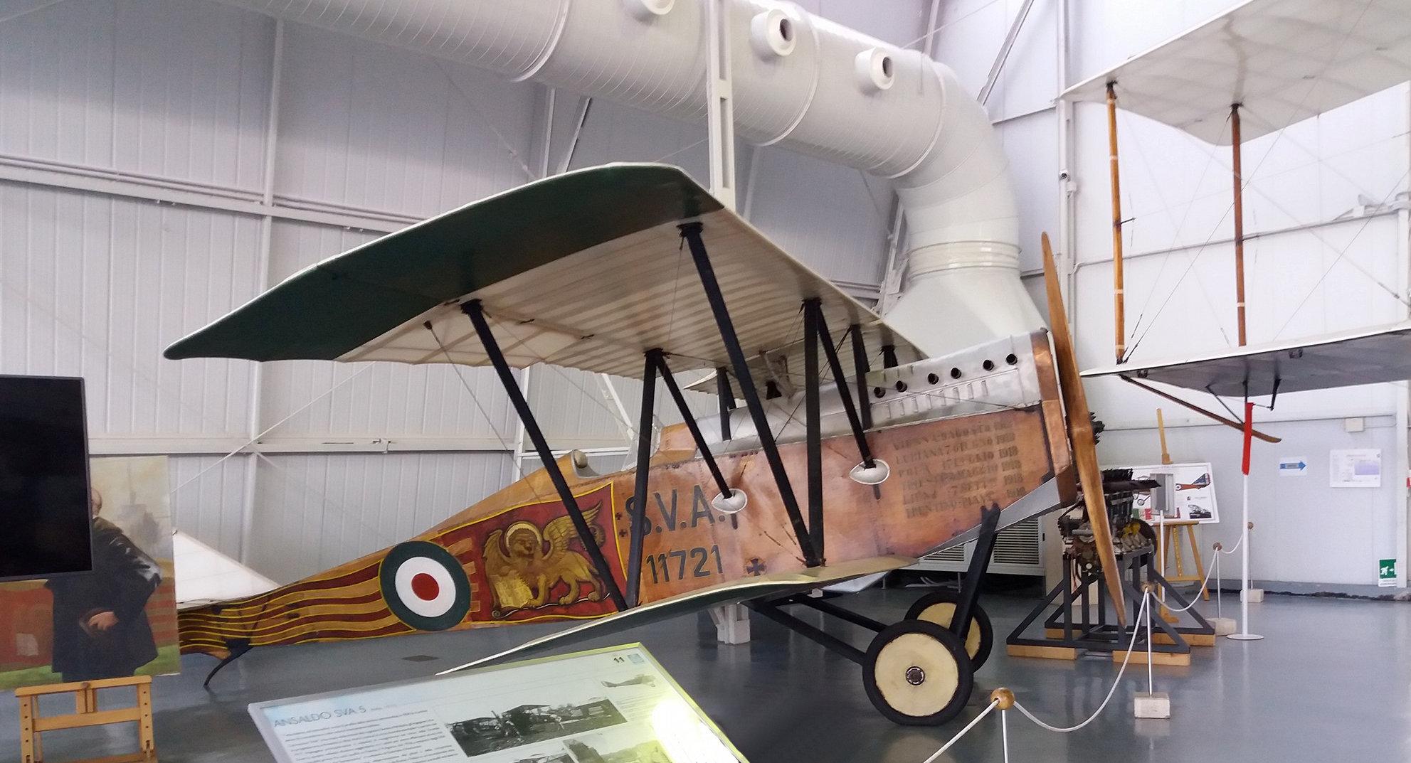 Museo Storico Aeronautica Militare di Vigna di Valle