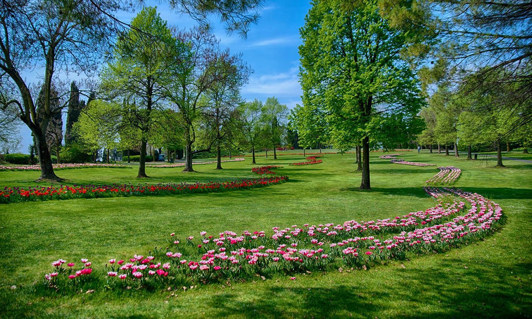 Parco Sigurtà: tripudio di tulipani e non solo a Valeggio sul Mincio