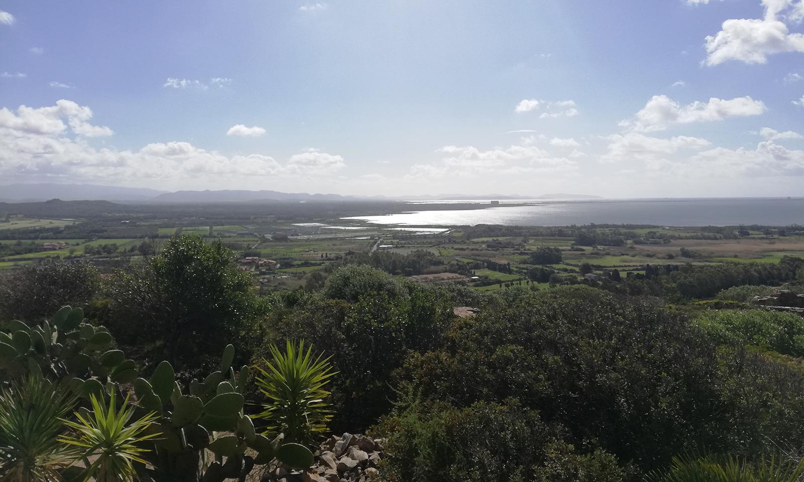 Figli del vento: Sardegna, Punta Trettu