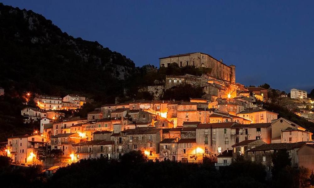 Sant'Angelo a Fasanella: patrimonio Unesco