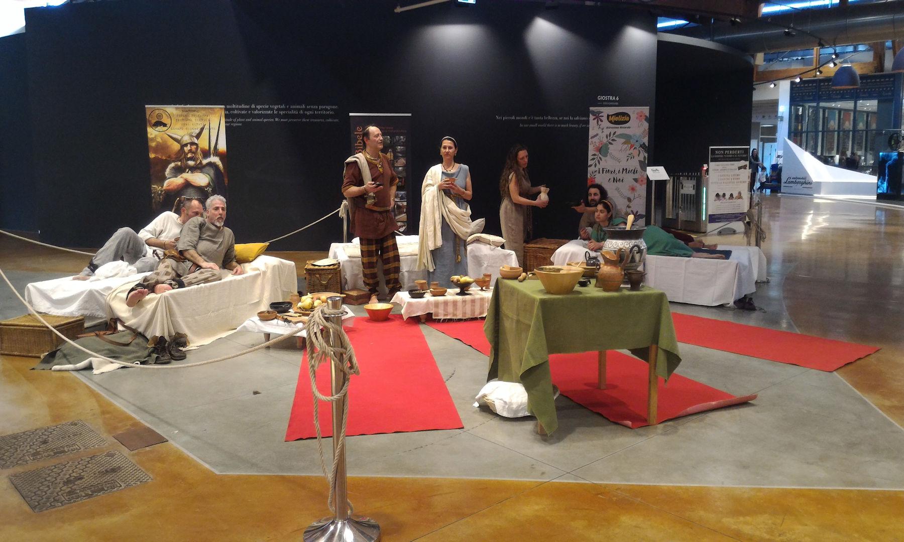 Fico Eataly World: in tavola il cibo dei Celti e degli Etruschi