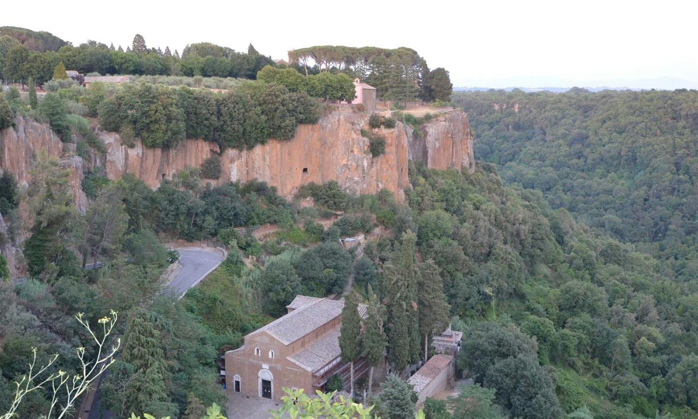 Raduno in camper il 25, 26 e 27 Maggio 2018 a Castel Sant'Elia, Viterbo