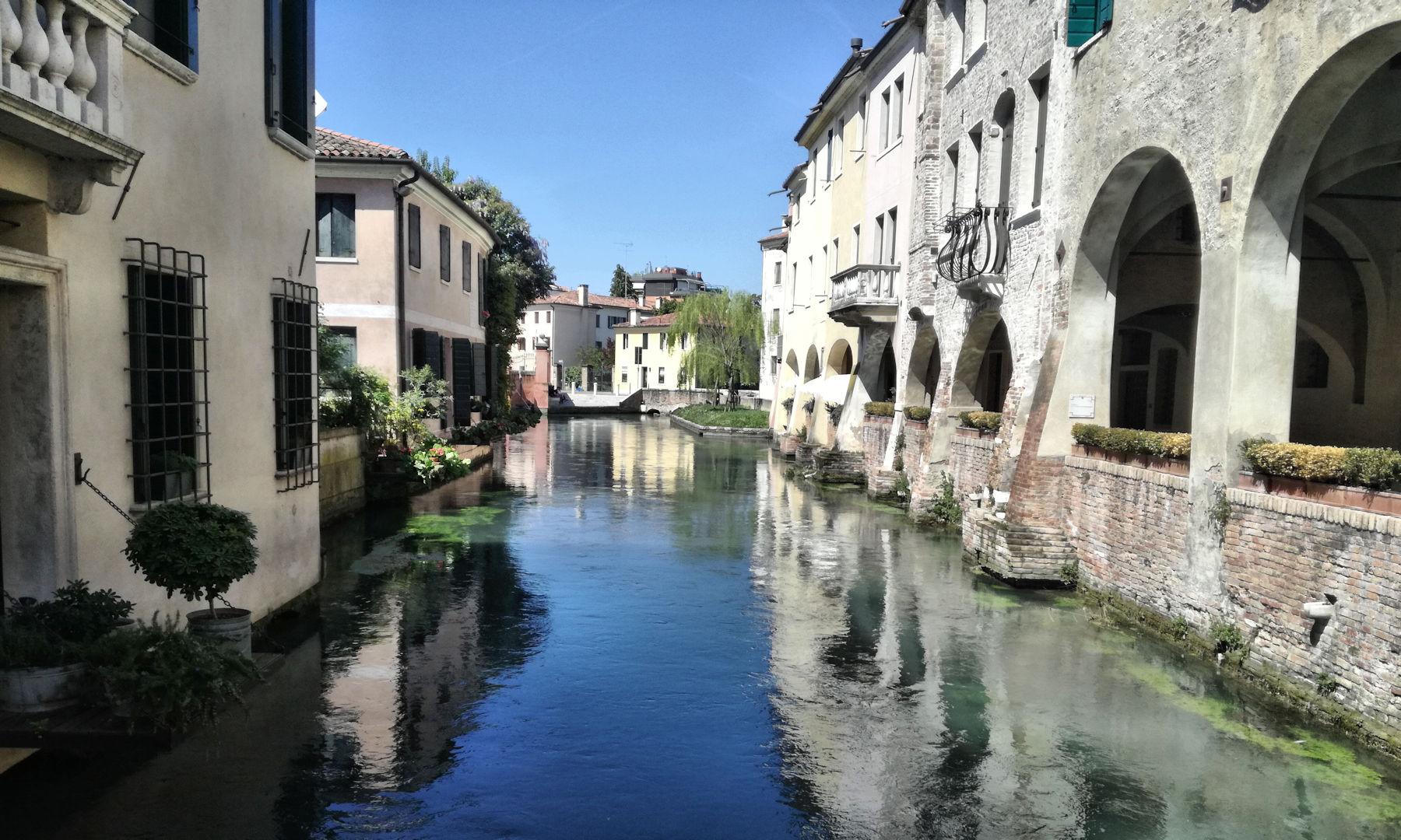Treviso in camper