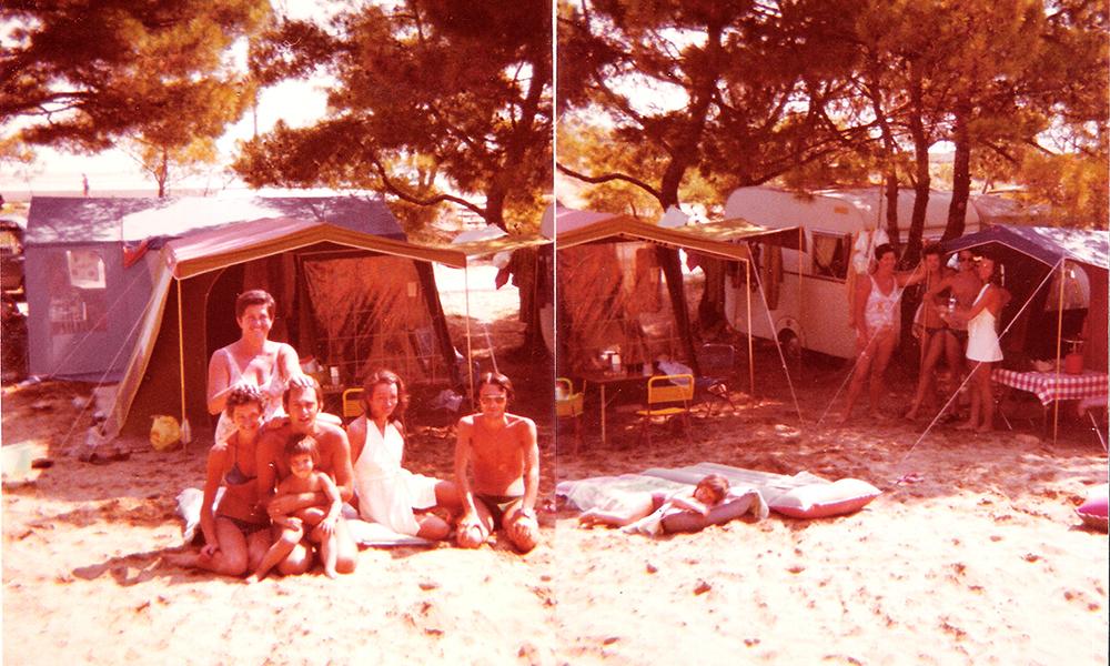 Vita da campeggiatore: 1968