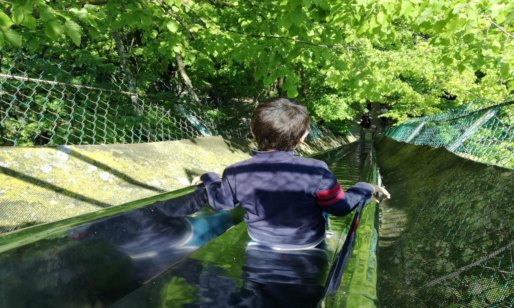 Treviso in camper - Parco giochi I pioppi