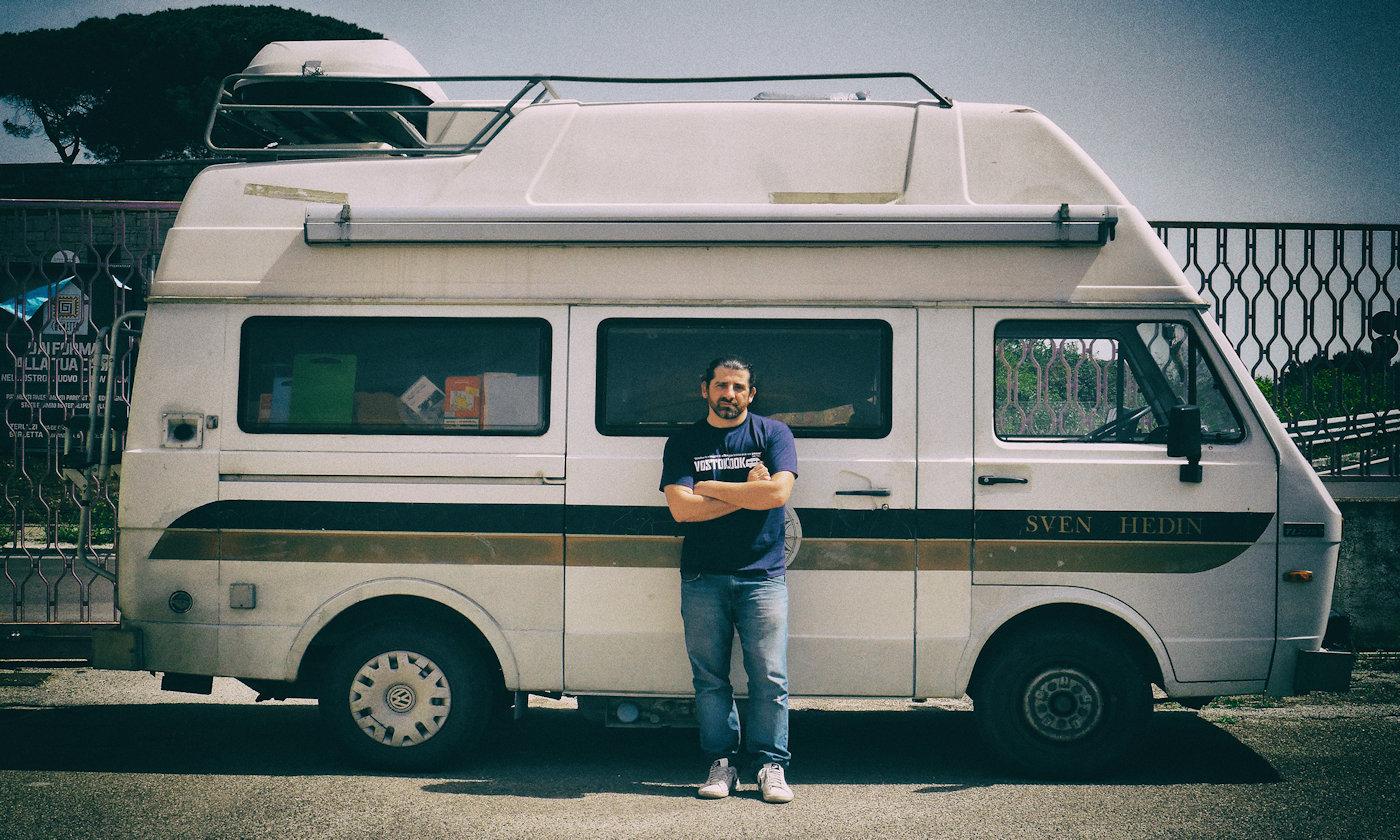 Lungomareitalia: in viaggio lungo la costa italiana con Vostok100k