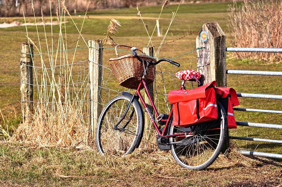 accessori bici da portare in camper e caravan - borse porta tutto