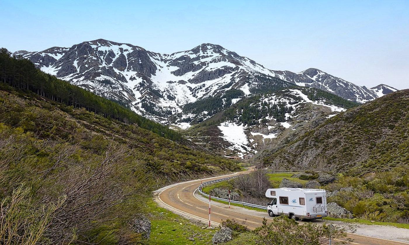 Gita in camper fuori dal campeggio? 1. Come fare