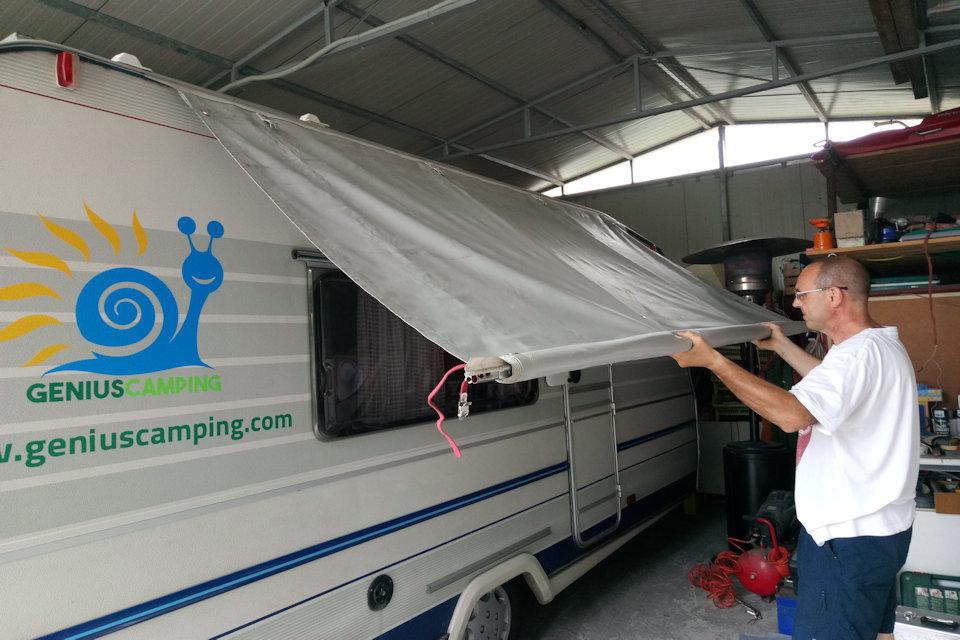 date de sortie recherche d'officiel incroyable sélection Tendalino faidate economico per camper e caravan | Genius ...