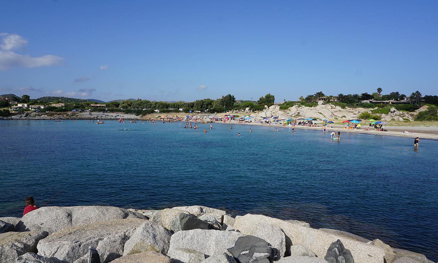 Campeggio Spiaggia del Riso a Villasimius: mare e spiagge di Sardegna