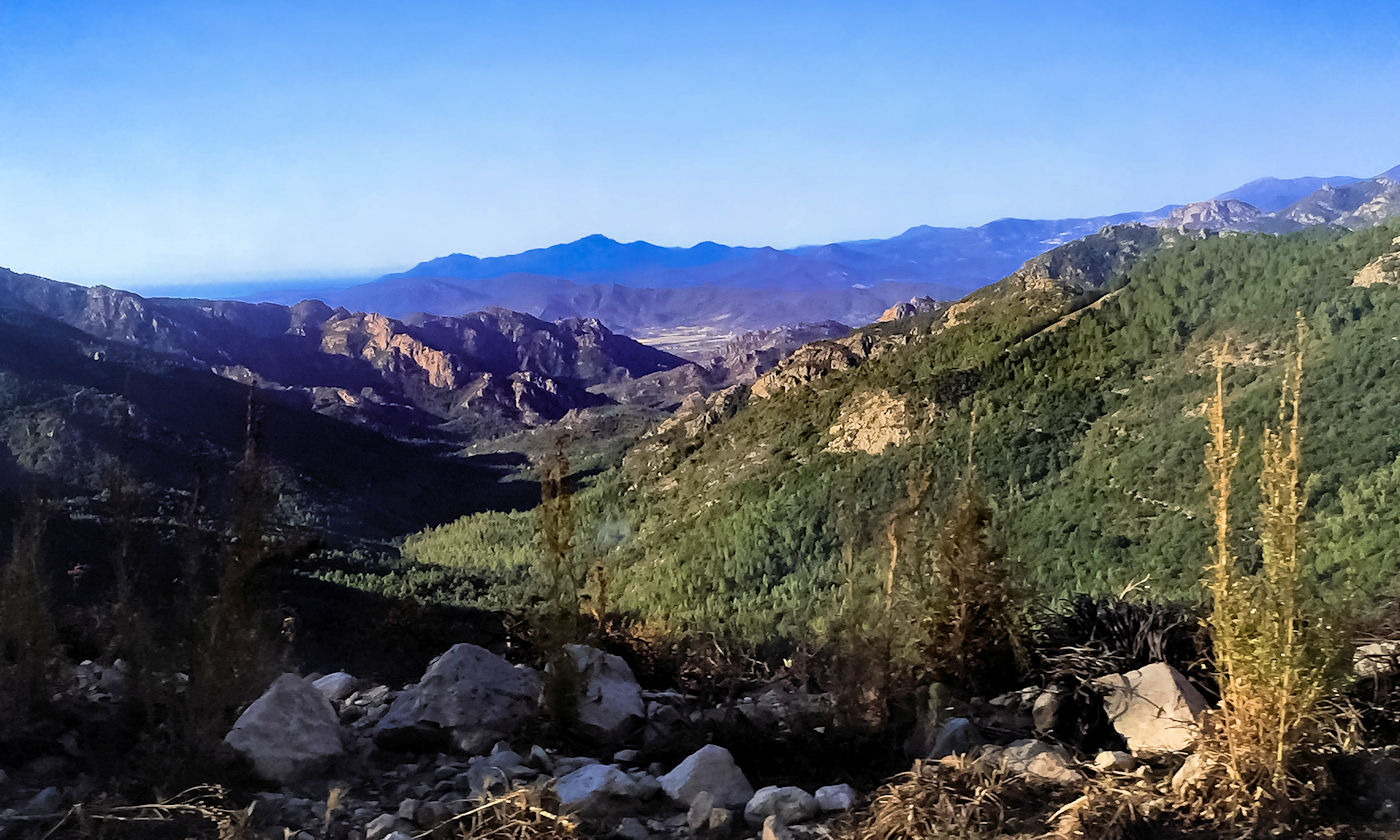 Sardegna: Il Canyon del Gorropu