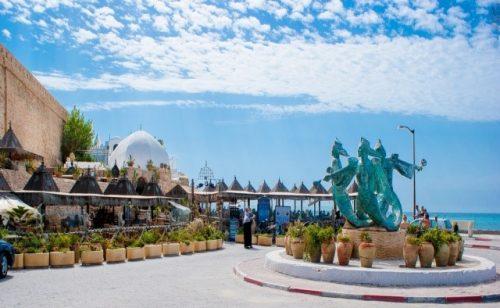 Viaggio in Tunisia 1 giorno1