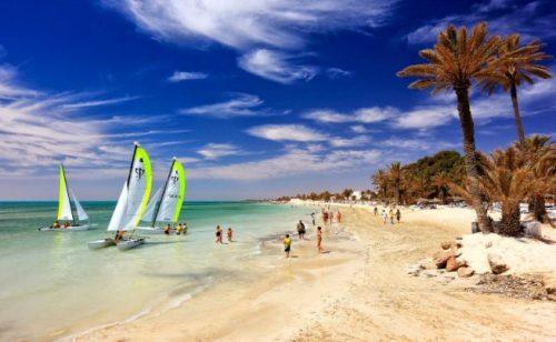 Viaggio in Tunisia 2 giorno1