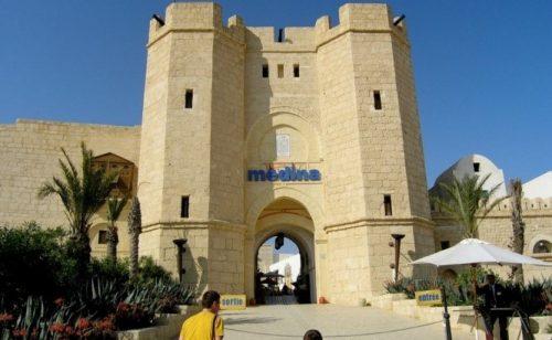 Viaggio in Tunisia 7 giorno 1