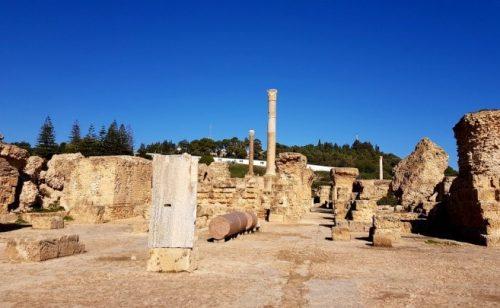 Viaggio in Tunisia 8 giorno 1