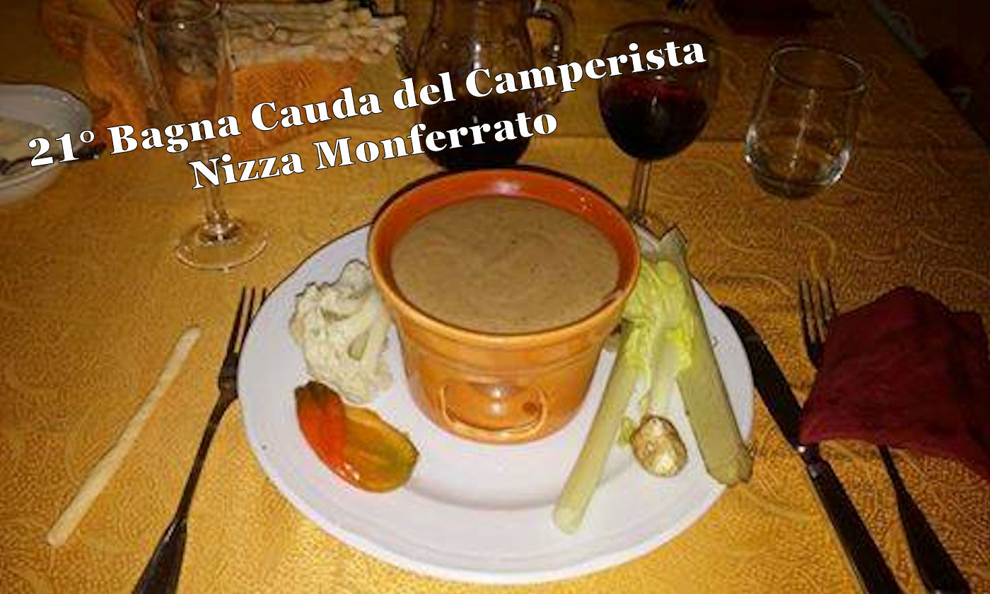 21° Bagna Cauda del Camperista – Nizza Monferrato (AT)