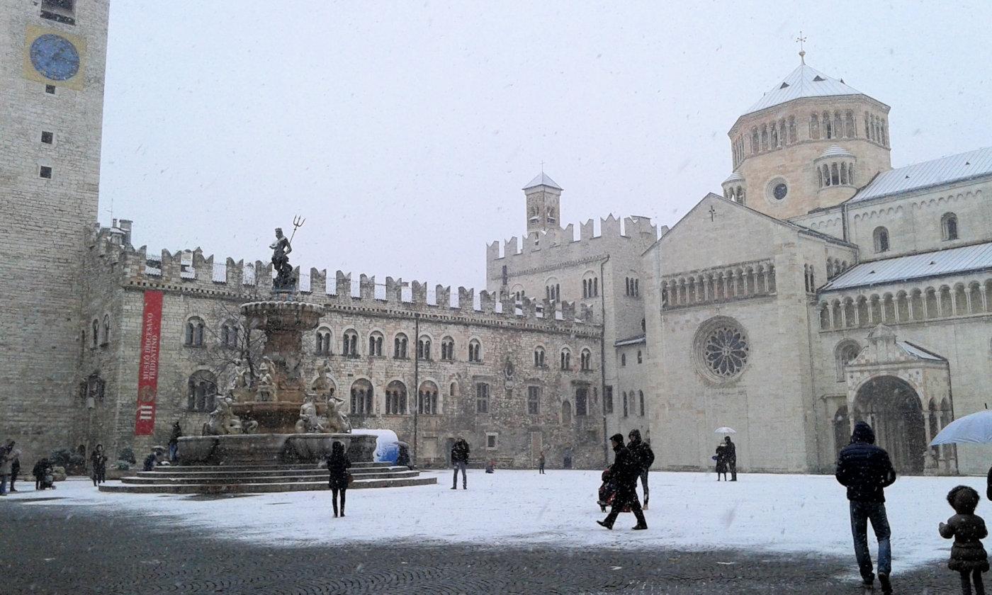 Mercatini di Levico - Trento piazza Duomo