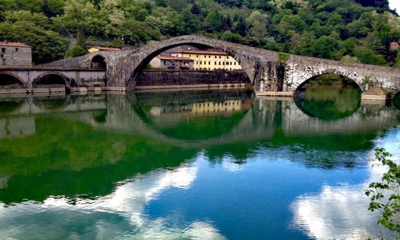 Raduno camper a Borgo a Mozzano (LU) 5/6/7 ottobre 2018