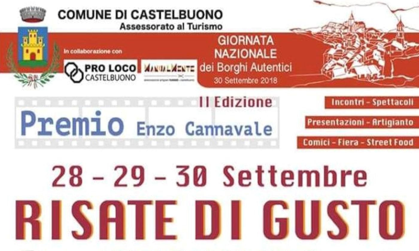 Risate di Gusto – Castelbuono (PA) 28-30 Settembre 2018