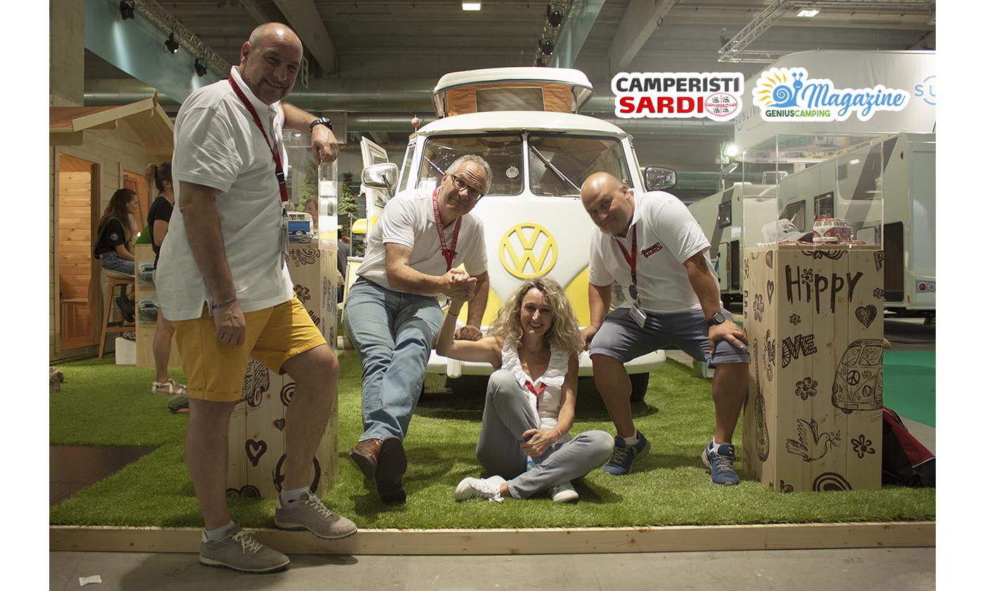 Ambiente, Benessere e Cultura: nasce la fabbrica delle idee con il sodalizio tra Camperisti Sardi e Genius Camping