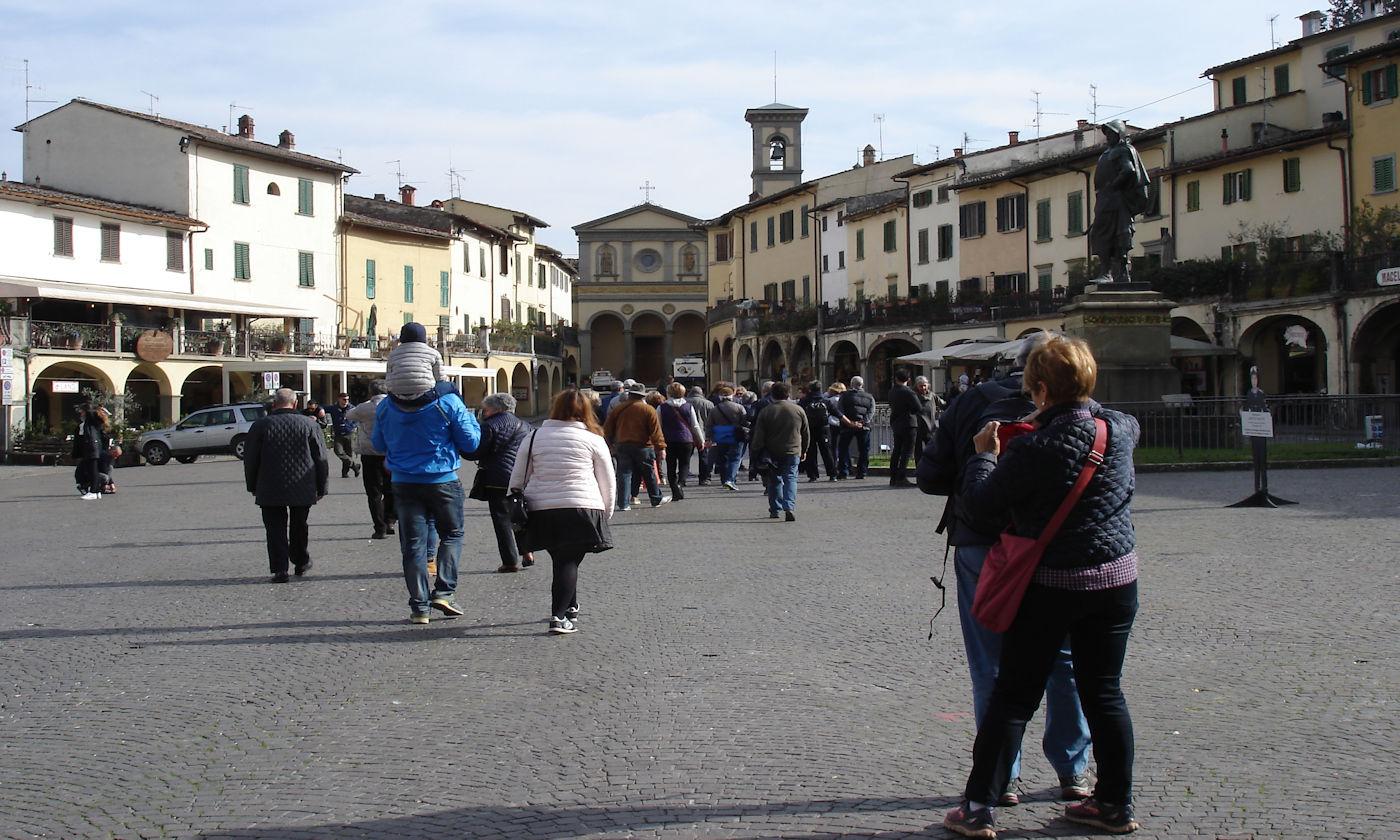 Raduno camper a Greve in Chianti e Panzano 16 – 18 novembre 2018