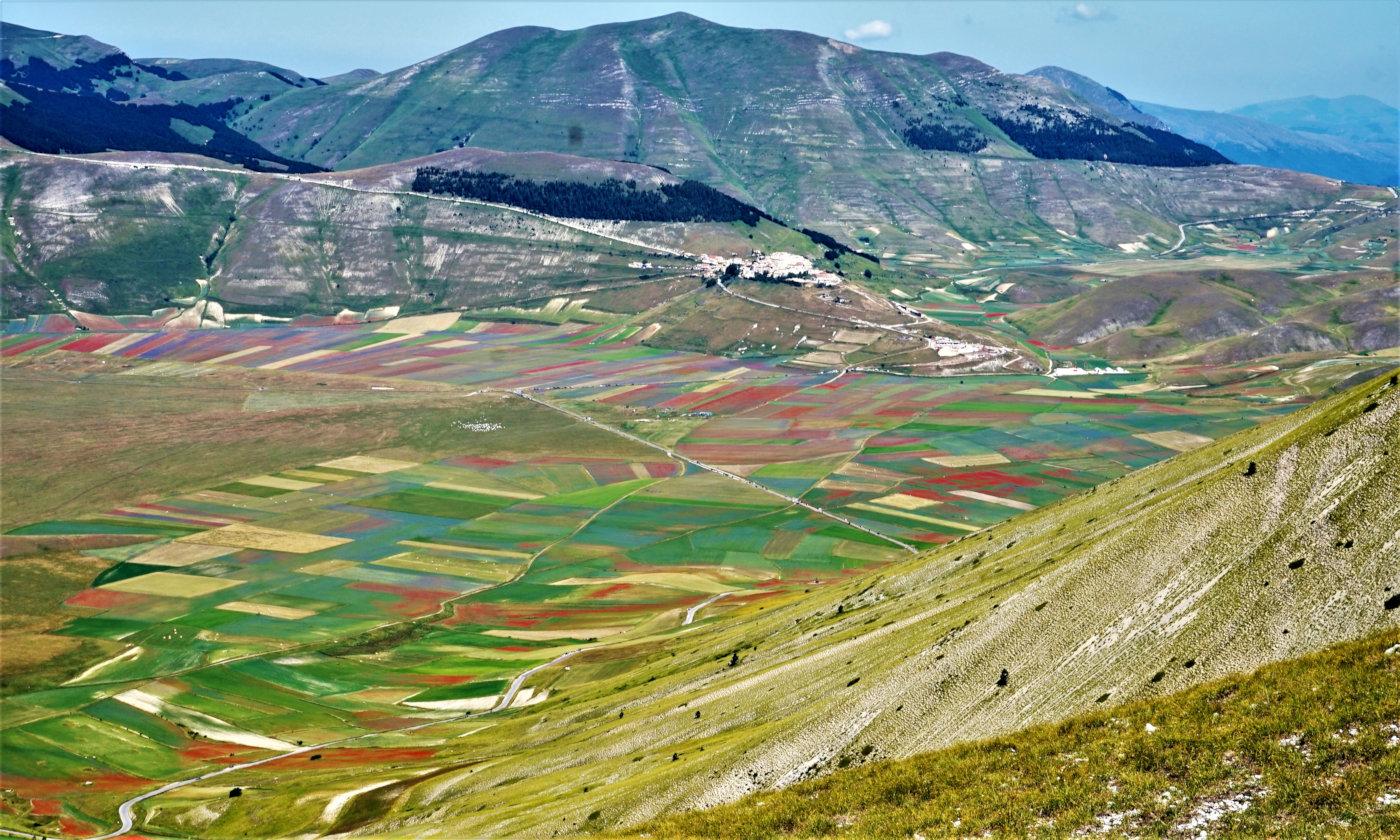 Trekking sul monte Vettore