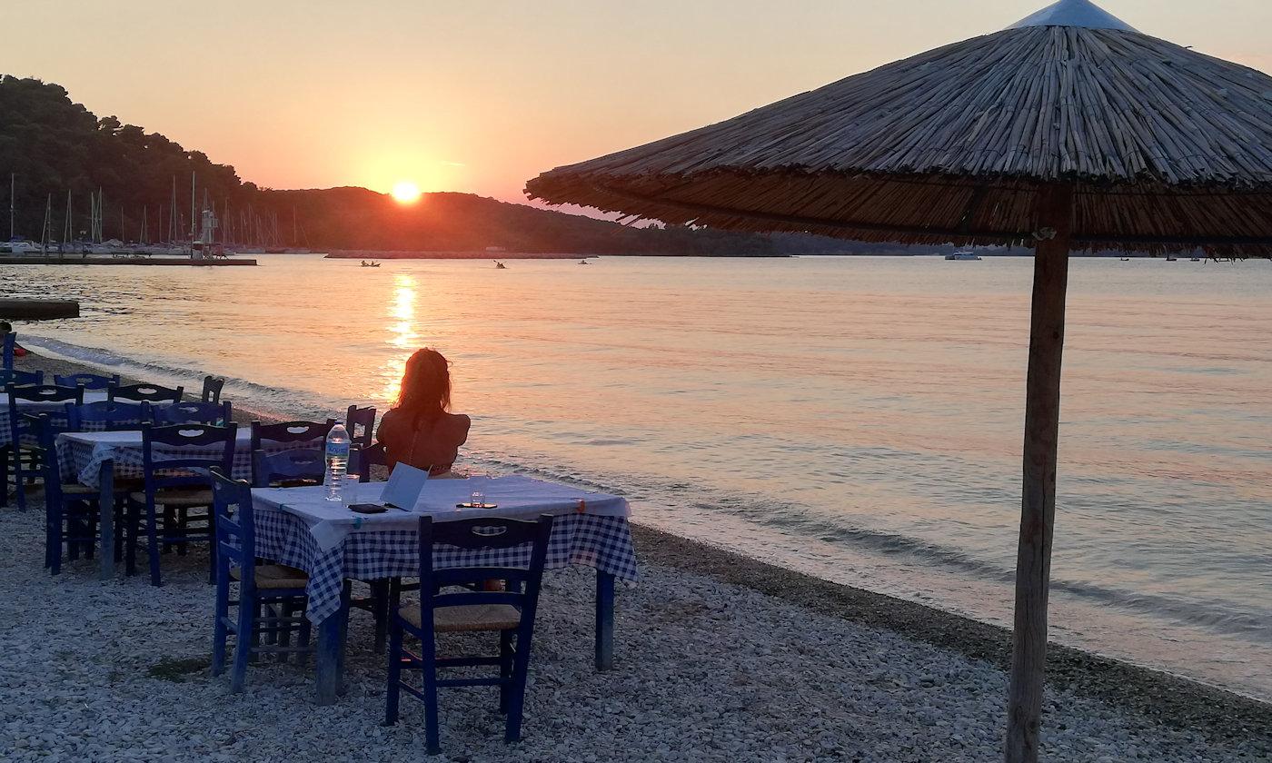 Isola di Lefkada in Grecia: La mia Signora