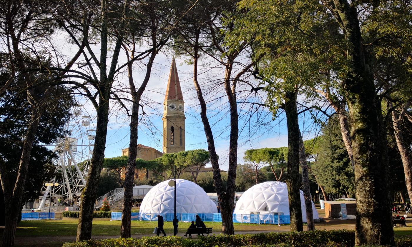 Arezzo e provincia viaggio itinerante in auto camper o roulotte -